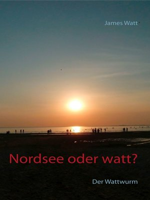 cover image of Nordsee oder watt?