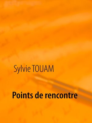 cover image of Points de rencontre