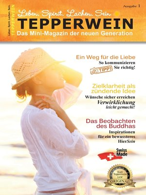 cover image of Tepperwein--Das Mini-Magazin der neuen Generation
