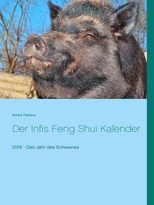 cover image of Der Infis Feng Shui Kalender