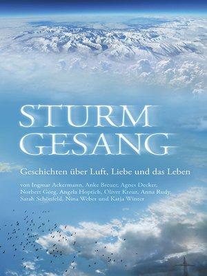 cover image of Sturmgesang