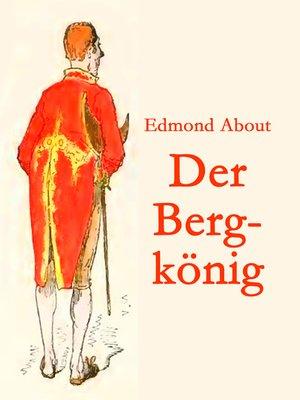 cover image of Der Bergkönig
