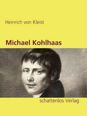 cover image of Michael Kohlhaas