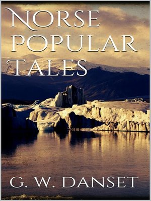 cover image of Norse popular tales
