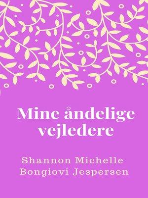 cover image of Mine åndelige vejledere
