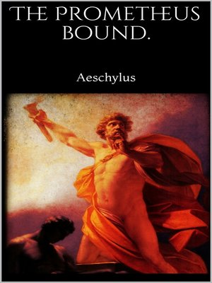 cover image of The Prometheus Bound