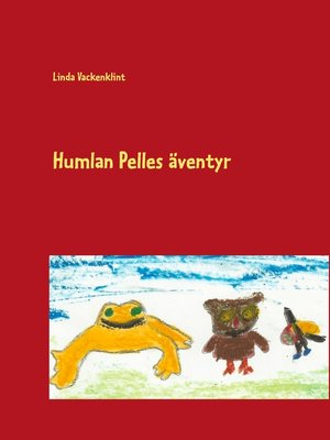 cover image of Humlan Pelles äventyr