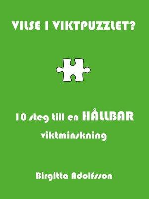cover image of Vilse i viktpuzzlet?