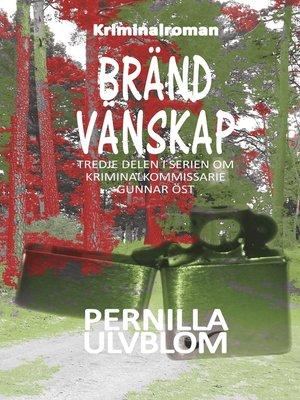 cover image of Bränd vänskap