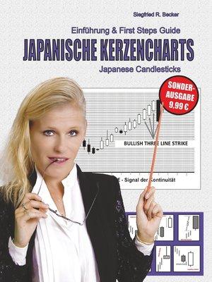 cover image of Japanische Kerzencharts--Japanese Candlesticks
