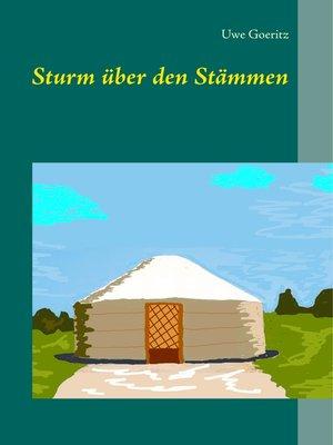cover image of Sturm über den Stämmen