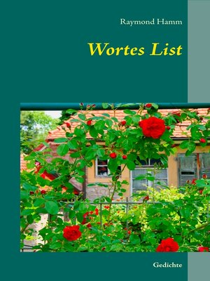 cover image of Wortes List