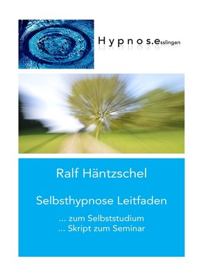cover image of Selbsthypnose Leitfaden