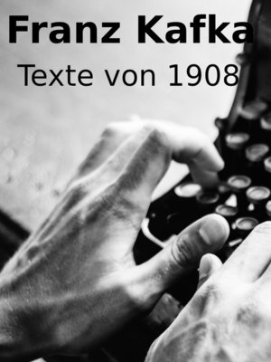 cover image of Texte von 1908