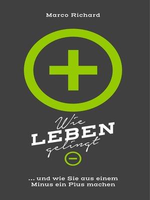 cover image of Wie Leben gelingt
