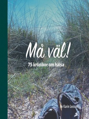 cover image of Må väl!