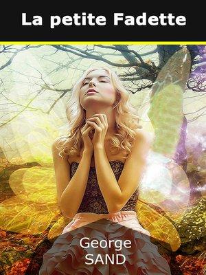 cover image of La petite Fadette