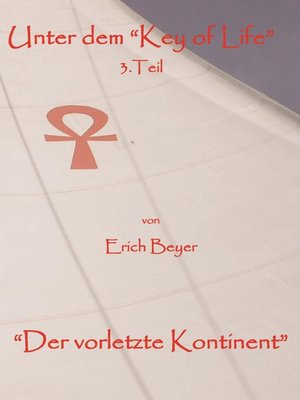 "cover image of Unter dem ""Key of life"" 3.Teil"
