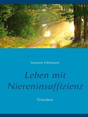 cover image of Leben mit Niereninsuffizienz