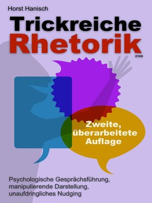 cover image of Trickreiche Rhetorik 2100
