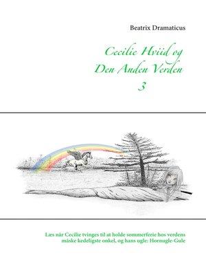 cover image of Cecilie Hviid og Den Anden Verden