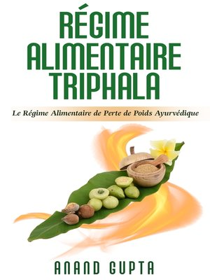 cover image of Régime Alimentaire Triphala