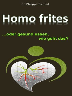 cover image of Homo frites