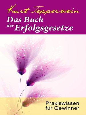 cover image of Das Buch der Erfolgsgesetze