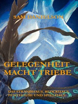 cover image of Gelegenheit macht Triebe