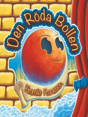cover image of Den Röda Bollen