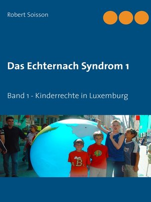 cover image of Das Echternach Syndrom 1