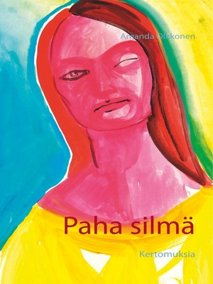 cover image of Paha silmä