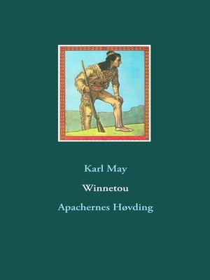 cover image of Apachernes Høvding