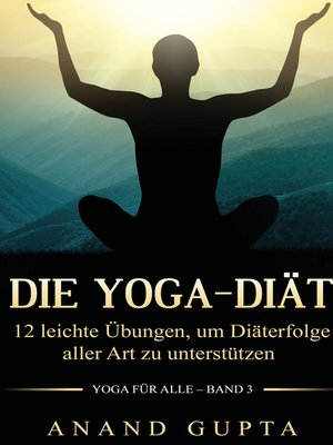 cover image of Die Yoga-Diät
