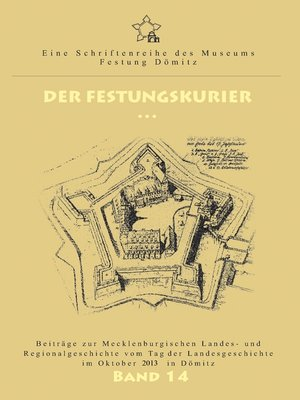 cover image of Der Festungskurier Band 14