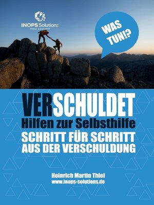 cover image of Verschuldet