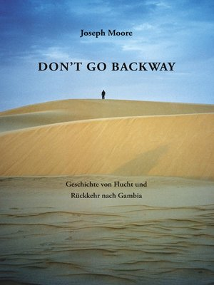cover image of Don't go backway