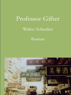 cover image of Professor Gifter