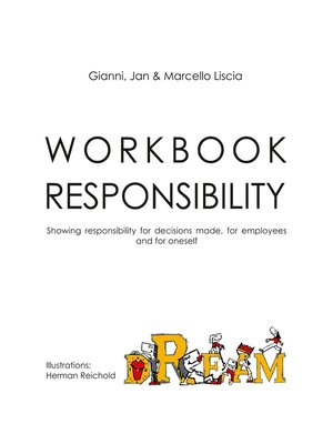 cover image of Workbook Responsibility (EV)