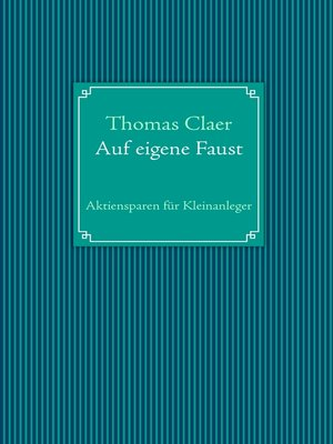 cover image of Auf eigene Faust