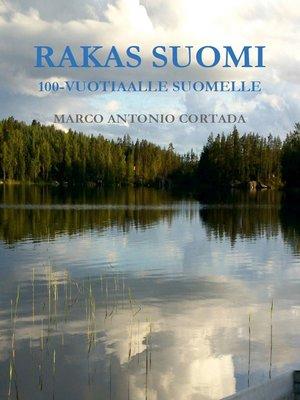 cover image of Rakas Suomi