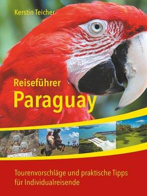 cover image of Reiseführer Paraguay