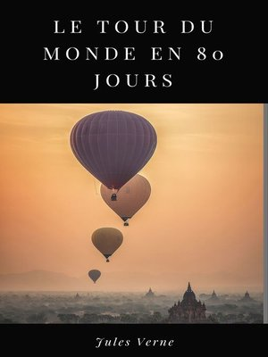 cover image of Le tour du monde en 80 jours