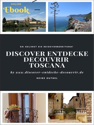 cover image of Discover Entdecke Découvrir  Toscana