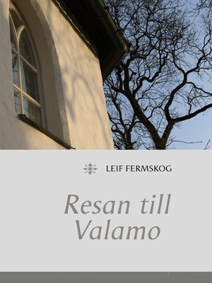 cover image of Resan till Valamo