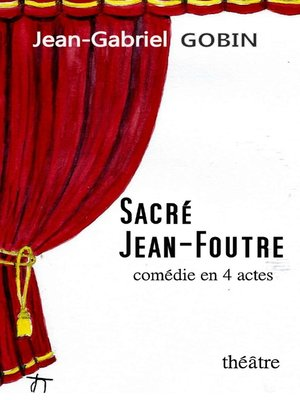 cover image of Sacré Jean-Foutre