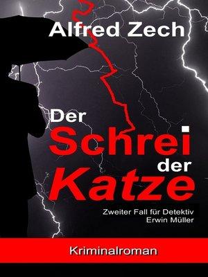 cover image of Der Schrei der Katze