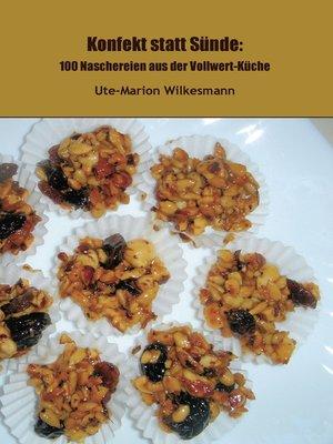 cover image of Konfekt statt Sünde