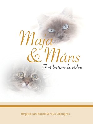 cover image of Maja & Måns