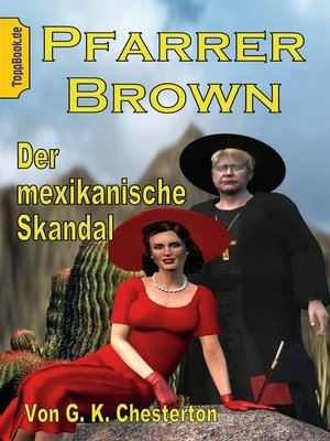 cover image of Pfarrer Brown-- Der mexikanische Skandal